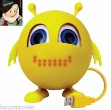 Chatman USB Computer Friend Robot Kids Interactive Learning Safety New