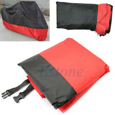 Motorcycle Waterproof UV Protective Rain Breathable Street Bikes Scooter Cover