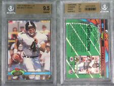 BGS 9.5 BRETT FAVRE ROOKIE 1991 STADIUM CLUB #94 FOOTBALL GRADED SPORTS CARD