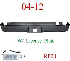 RP20 04 16 F150 Roll Pan Rear, With License Plate Light, Ford