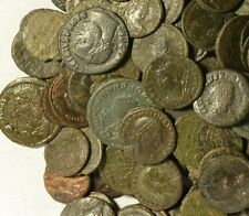 High Quality Bronze Roman Coins - Excellent Condition & Details!