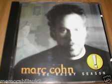 Marc Cohn - Rainy Season Rare Original Hand Signed CD
