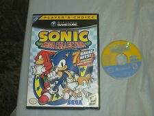 Sonic Mega Collection (Nintendo GameCube, 2002) with box