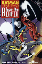 Batman: Year Two Fear the Reaper by Barr, McFarlane & Davis 2002 TPB DC OOP