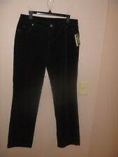 NWT  WOOLRICH STRAIGHT LEG CORDUROY JEANS SIZE 12  ... WOW!!