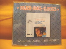 MAXI Single CD VALERIE DORE The Night 3TR 1995 italodisco