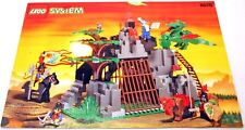 LEGO 6076 - Castle: Dragon Knights - Dark Dragon's Den - 1993 - NO BOX