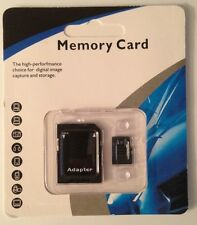 32GB Micro SD Memory Card SDHC TF Flash Class 10 For Cell Phone Camera Player
