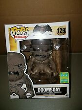 "Sdcc 2016 Batman Vs Superman Doomsday 6"" SUPER tamaño! Funko Pop! Vinilo Num 2"