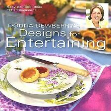 NEW Donna Dewberry's Designs for Entertaining One Stroke Party Scrapbooking