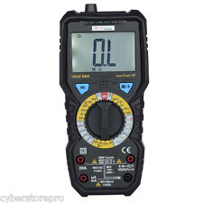 BSIDE ADM08D Non-contact True RMS Value Digital Multimeter with Backlight BLACK