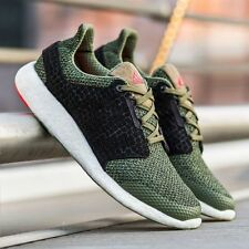 ADIDAS PURE BOOST 2.0 GREEN BASE YEEZY MENS SIZE UK 9 EUR 43 1/3 SHOES TRAINERS