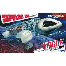 "MPC Space: 1999 Eagle Transporter - 1:48 Scale Model Kit - 22"" Long"