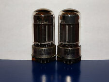 2 x 6080 RCA Tubes *Very Strong & Balanced*Matched*