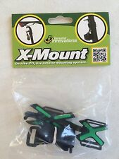 Genuine Innovations Frame Seatpost X-Mount for 16g 20g 25g CO2 Inflator FastShip