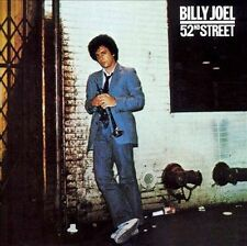 52nd Street 1998 by Billy Joel ExLibrary