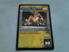 WWE Raw Deal HOLLYWOOD LEG DROP THROWBACK IMMORTAL ONE HULK HOGAN Eugene RARE