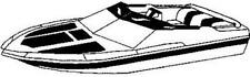 7oz STYLED TO FIT BOAT COVER HALLETT VECTOR 2001-2006