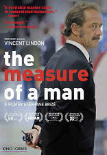 The Measure of a Man (DVD, 2016) BRAND NEW & SEALED!