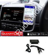 AUTODAB SMARTDAB FM Wireless Car Digital Radio DAB Tuner & Aerial For Porsche