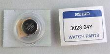seiko capacitor kinetic watch for 5K22 5K23 5K2JA V157 V158 V14JA VS32A 302324Y