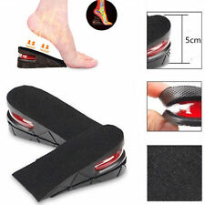 FootSoothers™ Air Bubble Cushion Shoe Lift Height Increase Heel Insoles