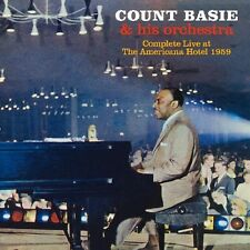 Count Basie - Complete Live at the Americana Hotel 1959 [New CD] Spain - Import