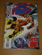 X-FORCE #46 MARVEL COMIC NEAR MINT CONDITION SEPTEMBER 1995