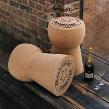 Champagne Sughero Sgabello Gigante XL Low - Grand Vin De CORK4G