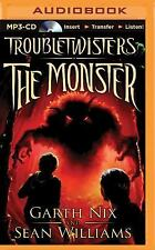 Troubletwisters: The Monster 2 by Garth Nix and Sean Williams (2015, MP3 CD,...