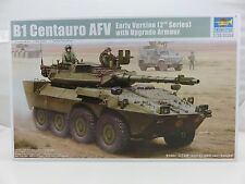 Trumpeter B1 CENTAURO AFV TANK 2nd Series 1/35 Scale Plastic Model Kit UNBUILT