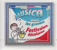 CD - Musica Para Los Grandes NEW Tesoros De Coleccion 3 CD's - FAST SHIPPING !