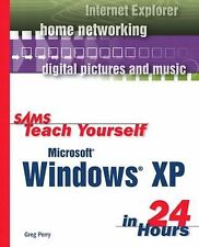 Sams Teach Yourself Microsoft Windows XP in 24 Hours