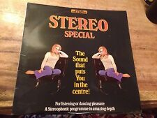 THE HILTONAIRES STEREO SPECIAL MER 342 LP EXC