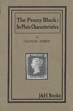 PENNY BLACK PLATE CHARACTERISTICS Variety/Flaw Positions Concise Plating Aid -CD