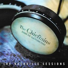 Down the Old Plank Road: The Nashville Sessions [Audio CD] The Chieftains