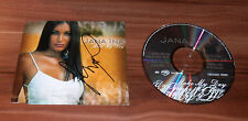 Jana Ina, original signed CD Cover *Make my Day* + CD
