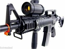 M83 M4A1 AR15 AR-15 M16 M4 Carbine Electric Airsoft Assault Rifle AIR SOFT NEW