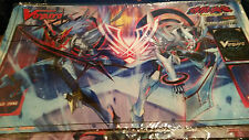 Vanguard BT17/009EN Star-vader Blaster Joker & Star-vader Photon Playmat Sealed