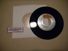 LITTLE EVA  keep your hands off my baby / let's turkey trot collectables 45