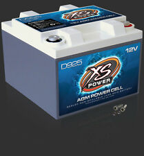 XS Power D925 Deep Cycle 12 Volt 12V AGM Power Cell Battery 2000 amps 28 AH