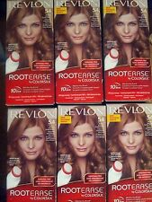 6 x Revlon Root Erase RootErase 54 matches any light gold brown hair color dye