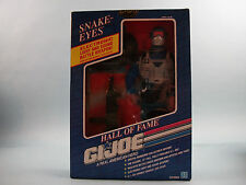 G I Joe Hall of Fame SNAKE-EYES 1991 #6150 Electronic Battle Weapon (Works)