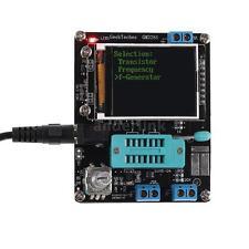 GM328A LCD Transistor Tester ESR Meter Diode Capacitance FET SCR Thyristor W8P0