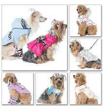 NEW | McCalls Dog Clothes Sewing Pattern 6218 Pet Clothes | FREE SHIPPING