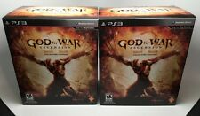 NEW SEALED MINT God of War Ascension Collector's Edition Sony Playstation 3 PS3