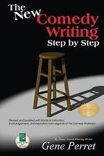 The New Comedy Writing Step by Step by Gene Perret (2007, Paperback, Revised)