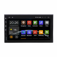 "Quad Core 1024*600 Android 7"" Car Stereo Video Player GPS Navi Radio for Nissan"