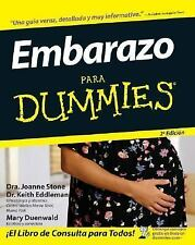 Embarazo Para Dummies (Spanish Edition)