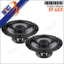 IMPACT EF 65X - Altoparlanti coassiali 165mm con tweeter al neodimio - 130W